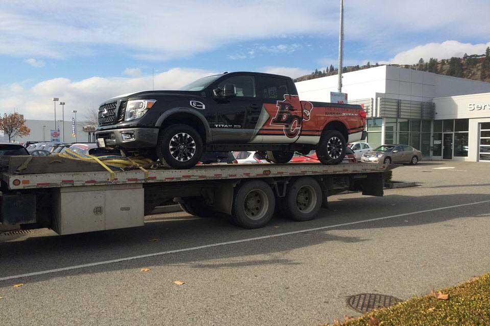 car-go towing, kamloops towing and hauling