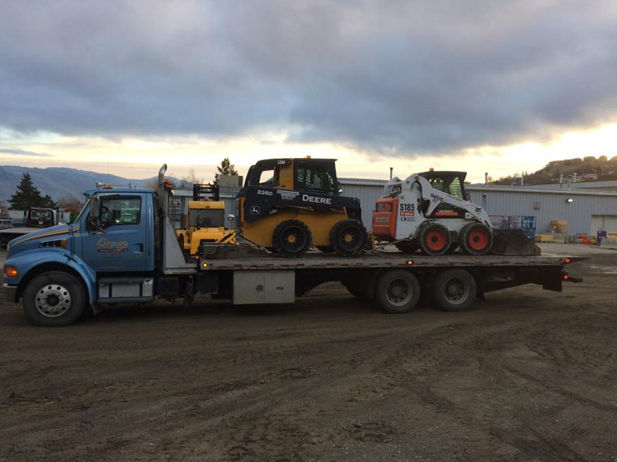 heavy hauling kamloops